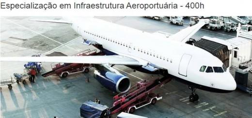 Pós-graduação em infraestrutura Aeroportuária