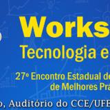 Workshop Tecnologia e Gestão - Capa