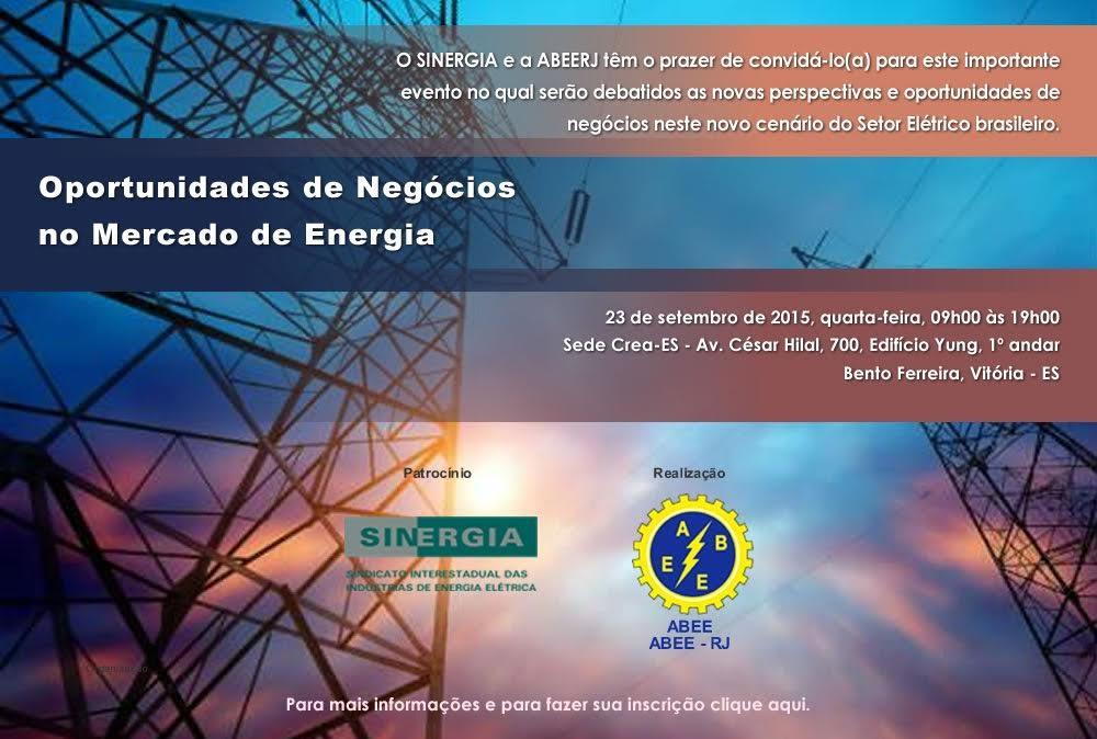 Workshop Oportunidades no Setor Elétrico