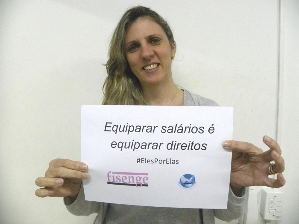 Diretora de organização ROBERTA MARA HIGYNO SCHULTE