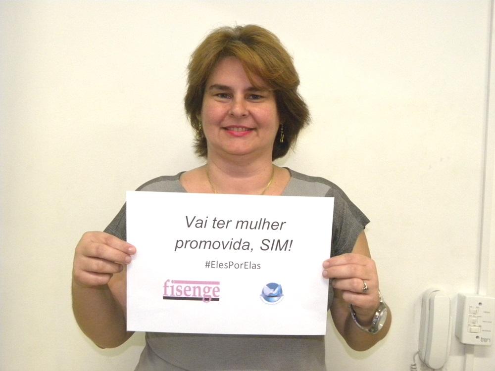 Diretora de organização (suplente) ELIANE MATIELO OLIVEIRA