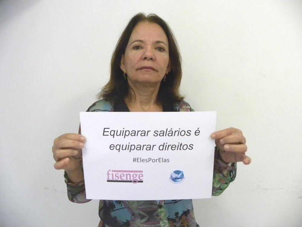 Representante junto à Fisenge e Coletivo de Mulheres da Fisenge LÚCIA HELENA VILARINHO RAMOS