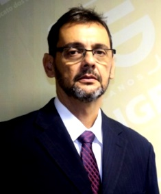 Ary Medina, presidente do Senge-ES