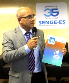 Diretor de Promoção Social, Luis Fernando Fiorotti Mathias