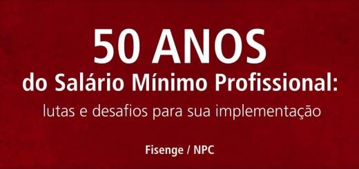 Capa - Fisenge - 50 anos do Salrio Mnimo Profissional_Capa-1