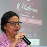 Ex-vice presidente do Senge-ES, Margareth Saraiva